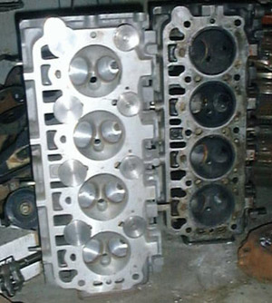 Holler Cylinder Head Porting